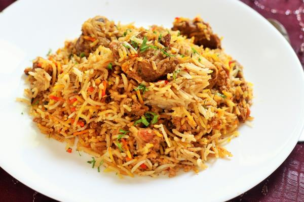 Chicken (boneless) Biryani